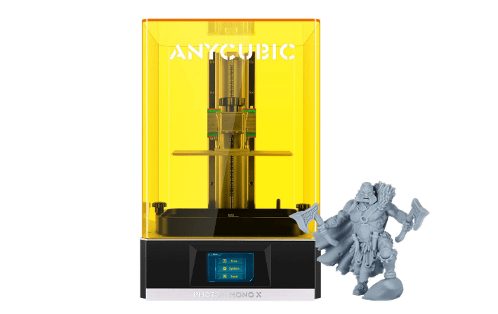 stampante 3d anycubic