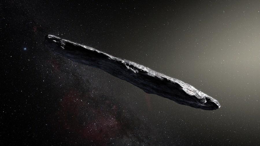 Progetto Galileo - 'Oumuamua