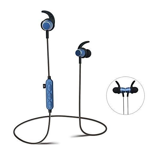 Bluetooth Headphones with TF SD Card Slot, Wireless
