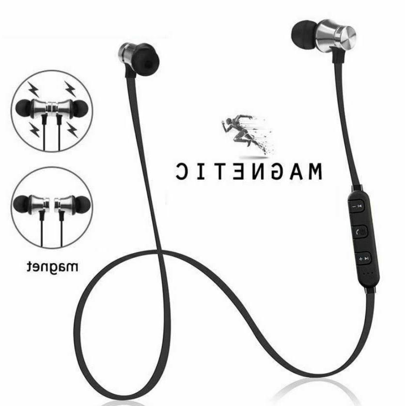 Bluetooth Headphones Wireless Sweatproof Headset Sport