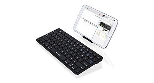 IOGEAR Slim Multi-Device Bluetooth Keyboard with