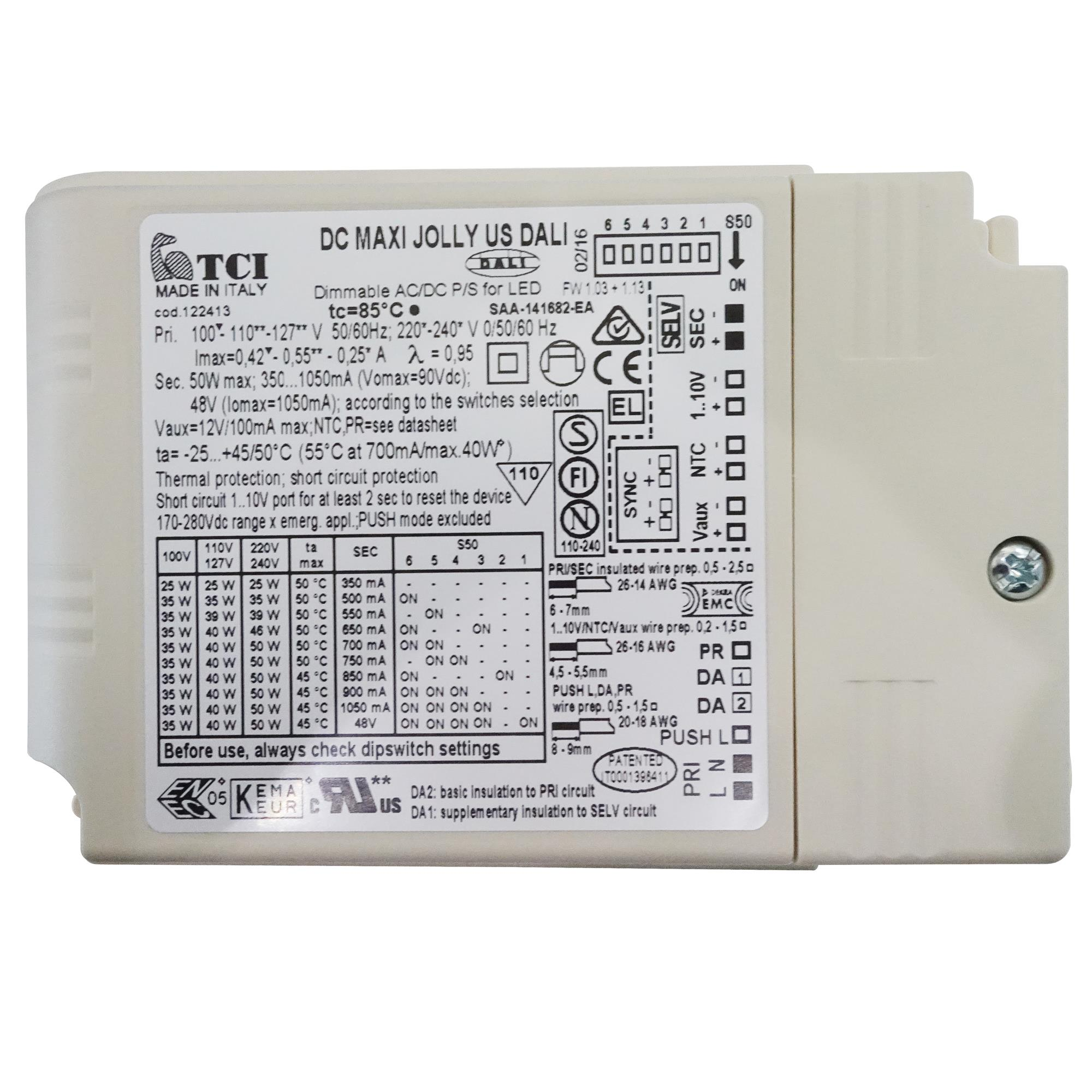 hight resolution of dali dimmable led driver constant current constant voltage