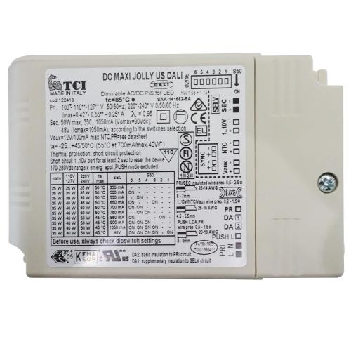 small resolution of dali dimmable led driver constant current constant voltage