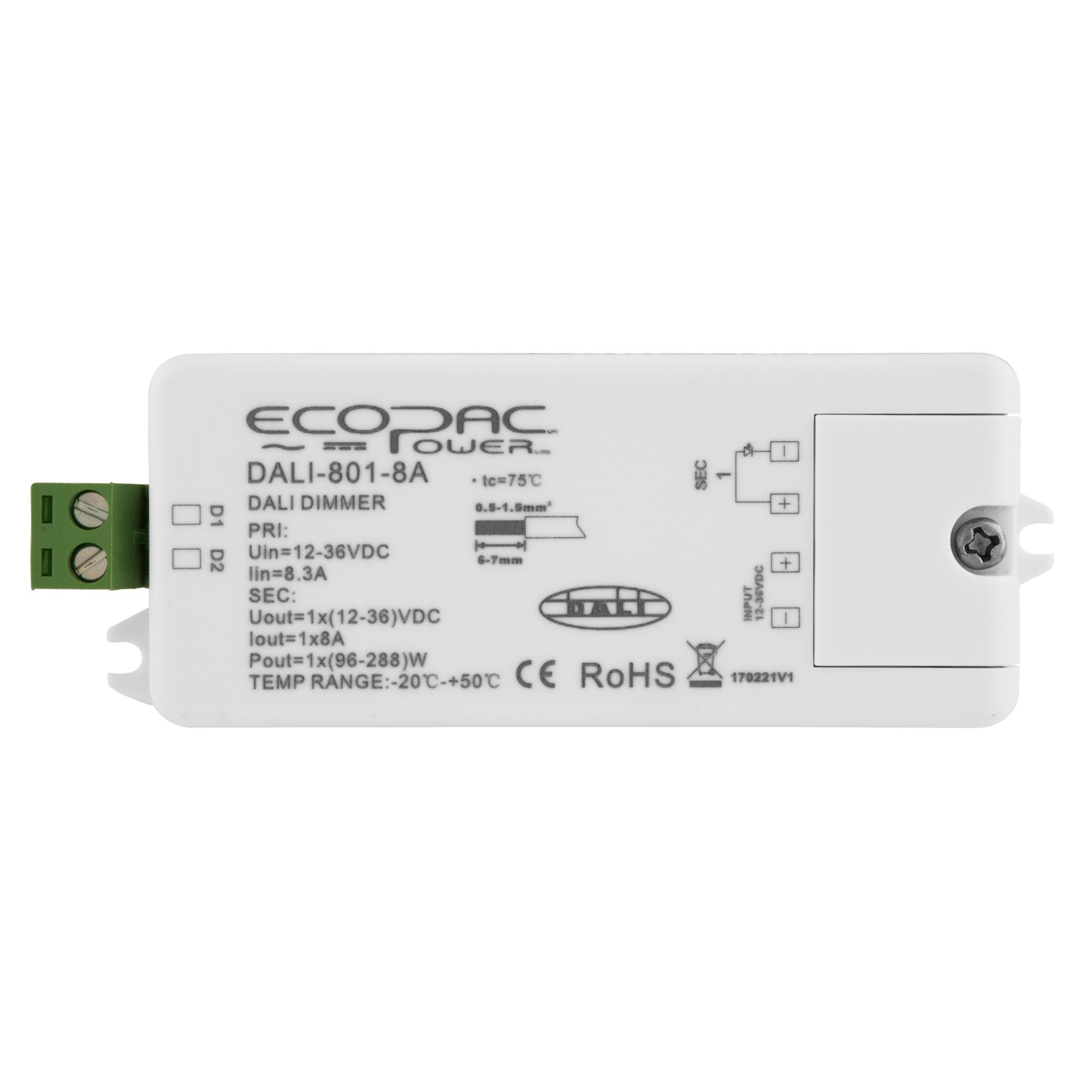hight resolution of dali cv led interface dimmable driver constant voltage