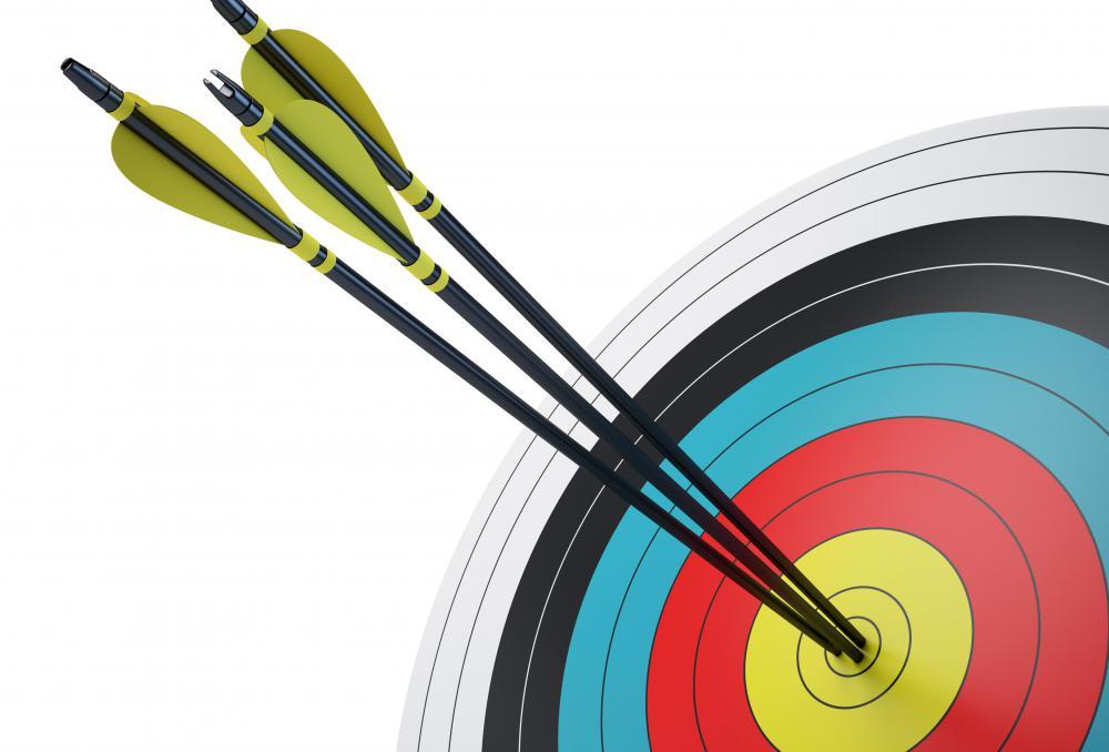 Bow And Arrow Targets Print