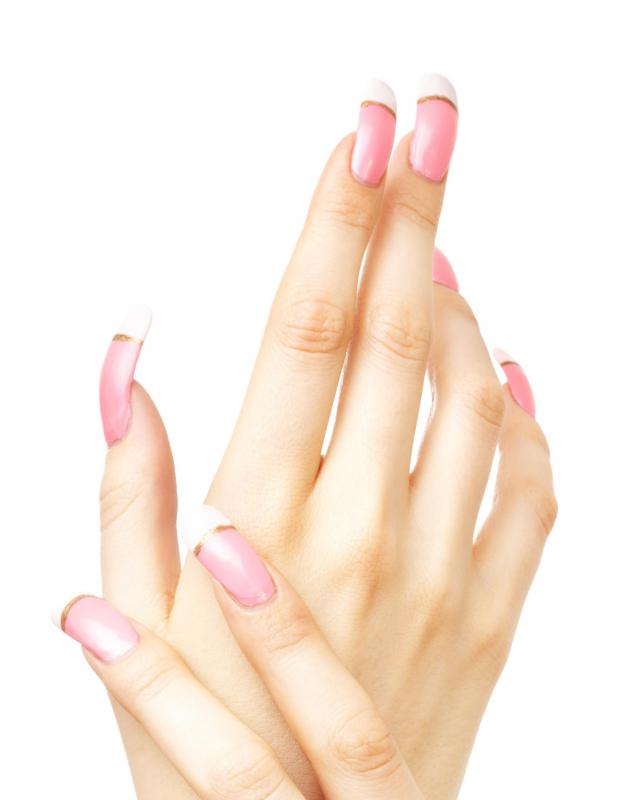 Artificial Fingernails Can Leave White Spots On When They Re Removed