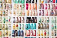 What are the Different Types of Nail Art Designs?