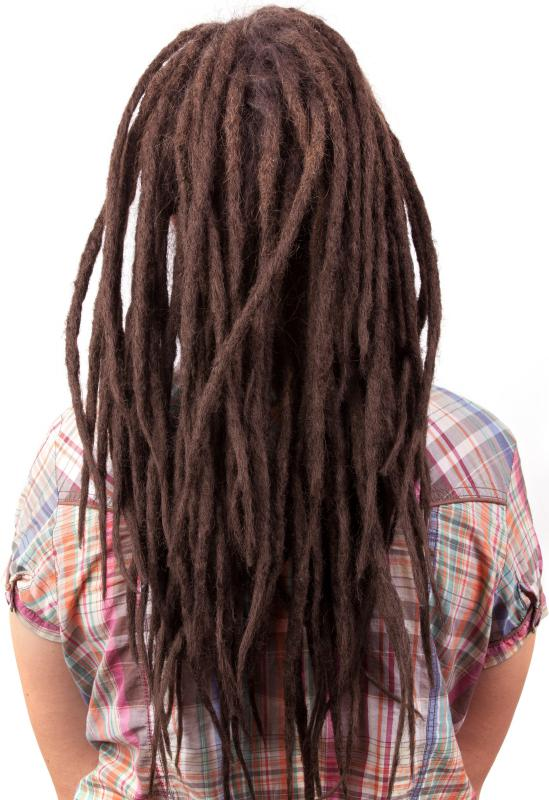 What Are Braided Dreadlocks With Pictures