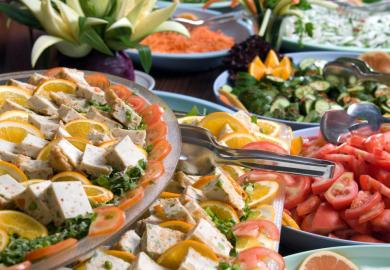 Buffet Ideas For 30 People