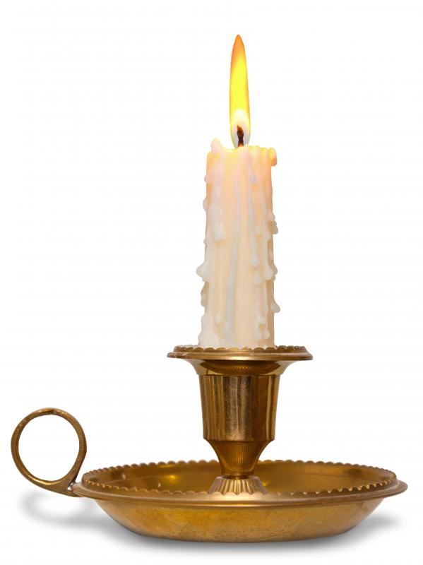 What Are Colonial Candles With Picture
