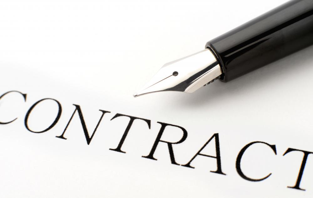 What are the Different Types of Binding Contracts