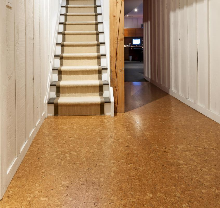 What is Resilient Flooring with pictures