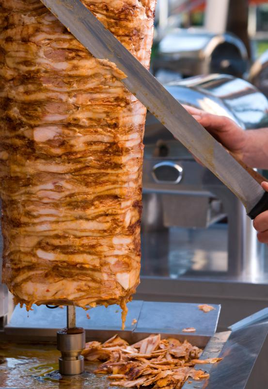 What Is Lamb Doner With Pictures
