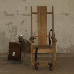 Electric Chair Was Invented By Pink Accent Target When The Lovingheartdesigns Who Are Sacco And Vanzetti With Picture