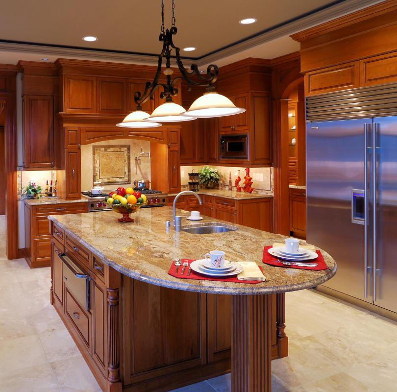 inexpensive countertops for kitchens drainboard kitchen sink what are laminate countertops? (with pictures)