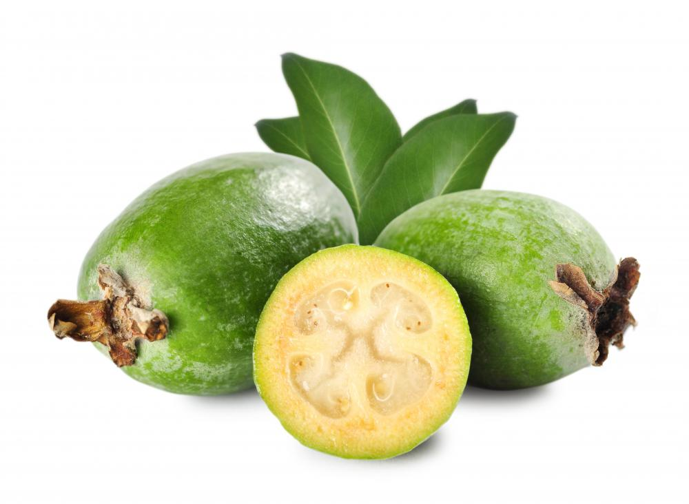What Is Guava Nectar? (with Pictures