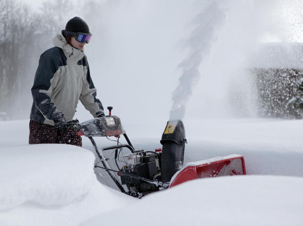 What Are the Different Types of Snow Blower Skids