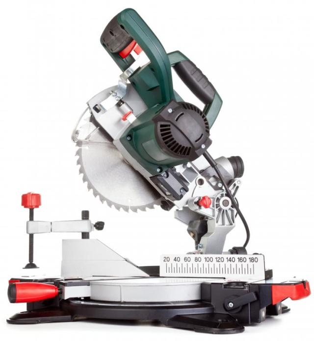 ... how to safely operate machinery and power tools including miter saws