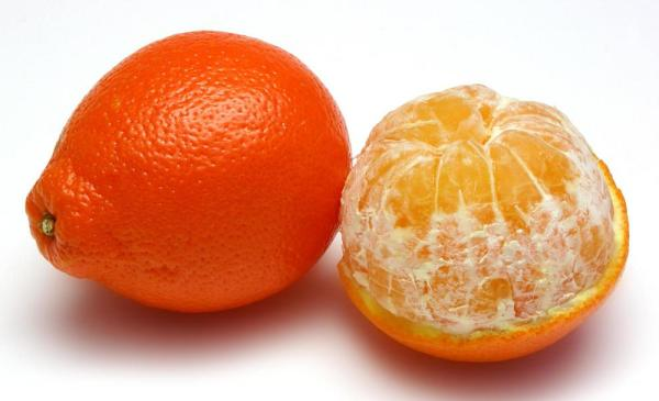 What is a Citrus Hybrid with pictures