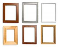 What are the Different Types of Picture Frames? (with ...