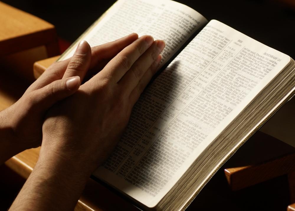 What Is Bible Meditation with pictures