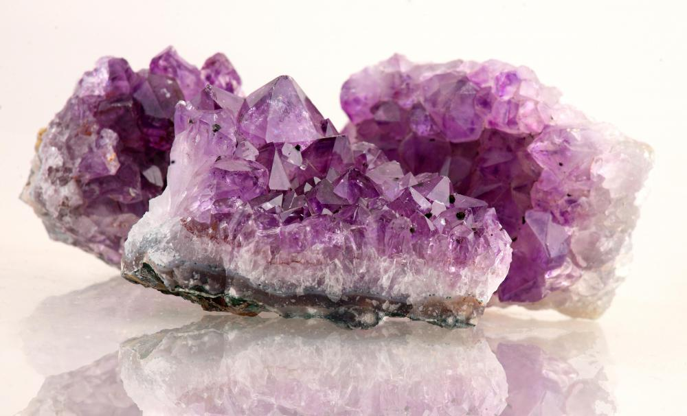 What Is An Amethyst With Pictures