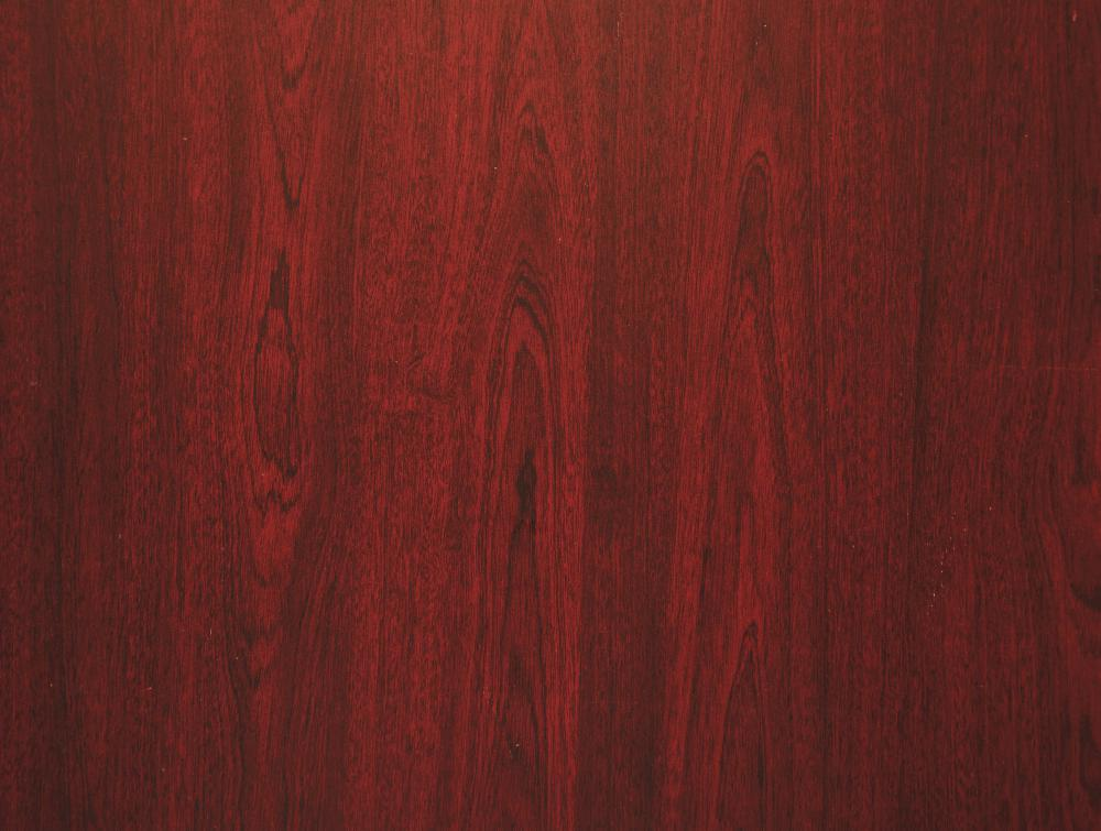 what is mahogany wood
