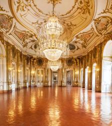 rococo architecture baroque interior palace ballroom building example wisegeek ballrooms classic queluz focuses mostly history room interiors portugal such national