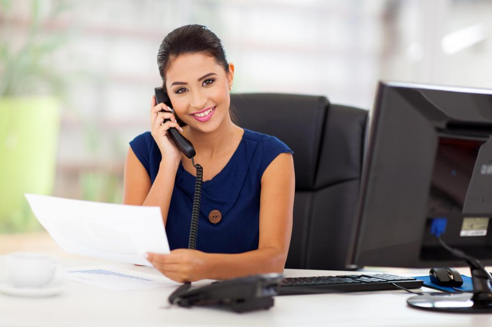 What is an Administrative Specialist with pictures