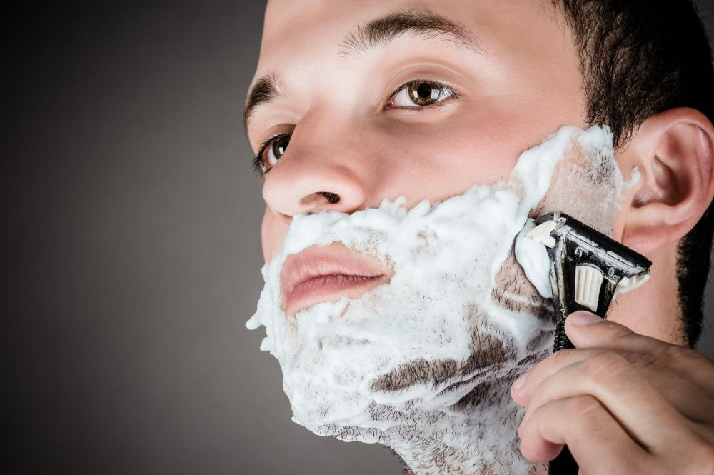 Stop shaving if you're wondering how to grow facial hair faster