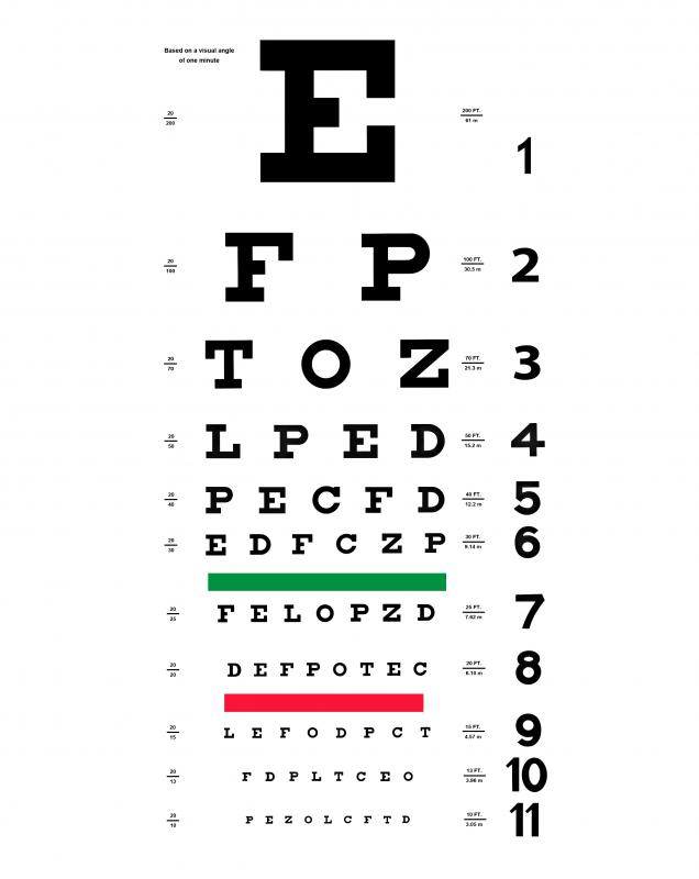 What is Visual Impairment? (with pictures)