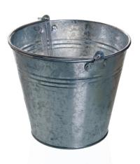 What Is Involved in the Making of Galvanized Metal Buckets?