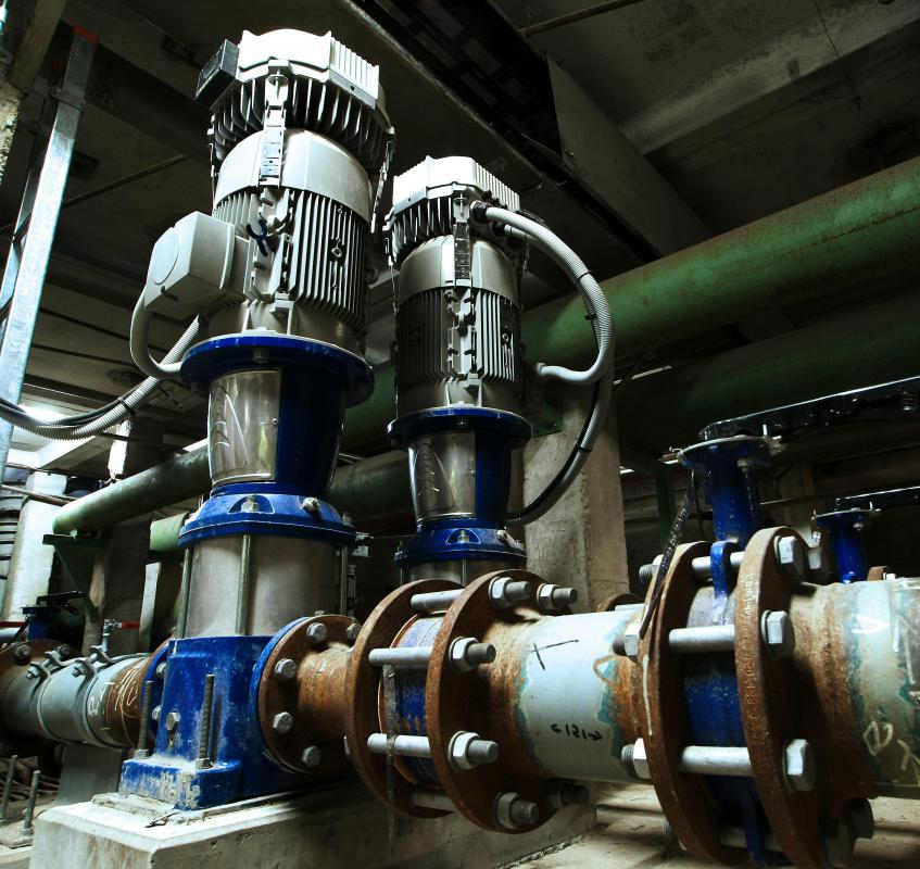 What is a Turbine Pump with pictures