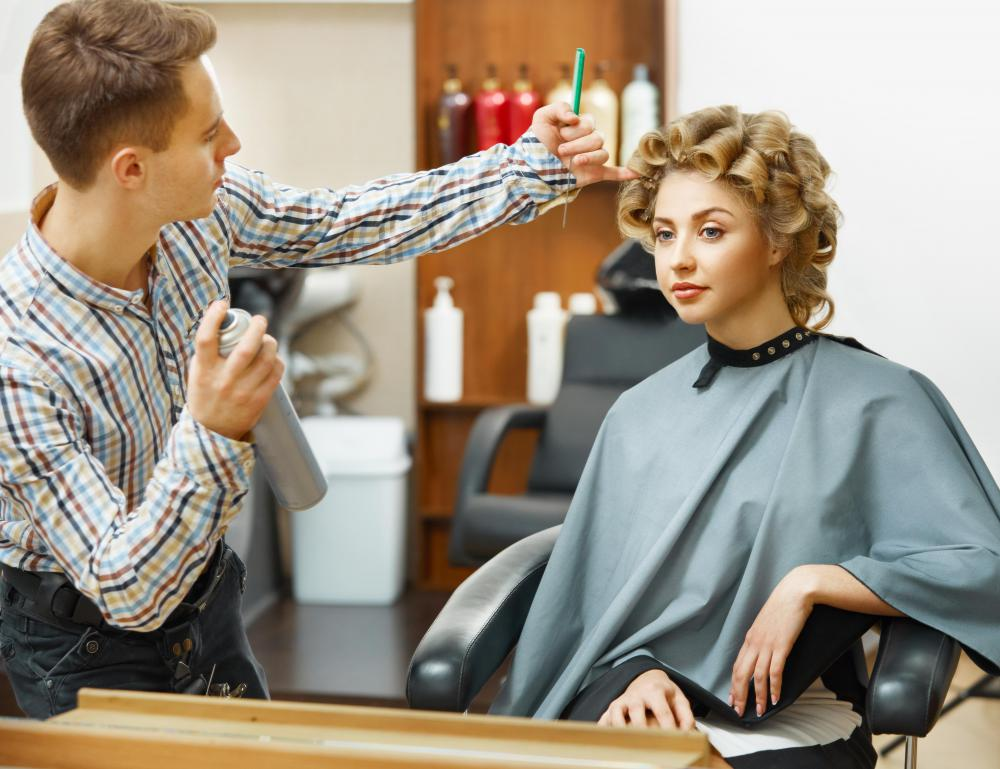 What Does a Salon Apprentice Do with pictures