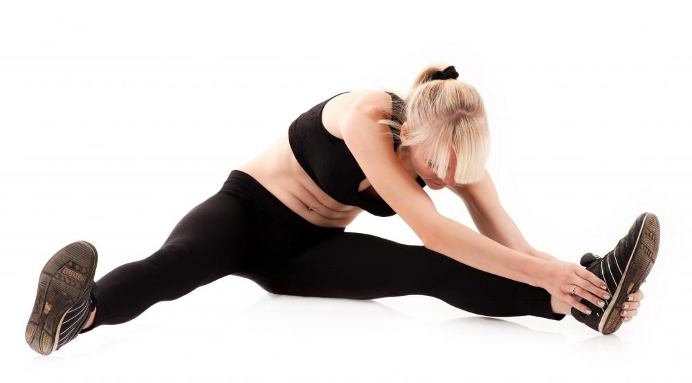 What Is Ballistic Stretching? (with Pictures