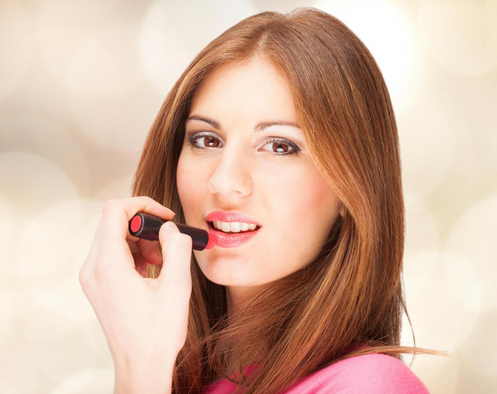 What Is Nude Lipstick? (with Pictures