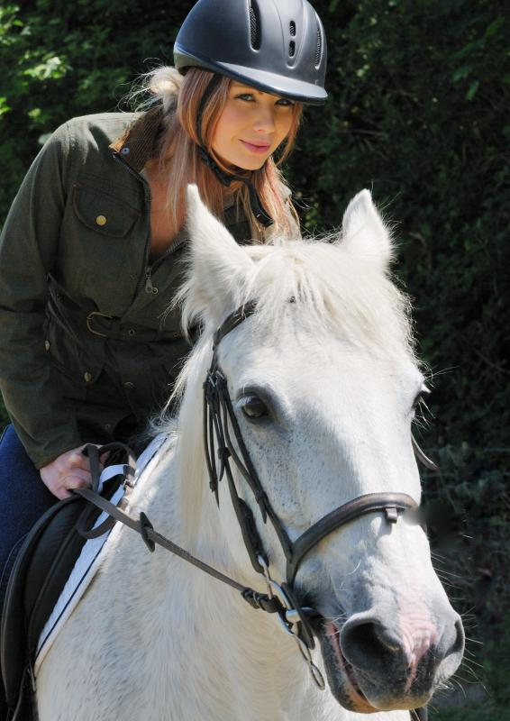 Some Women May Experience Spontaneous Orgasms While Riding A Horse