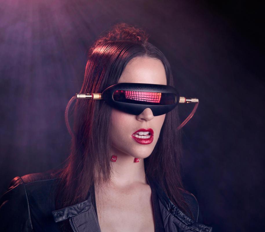 Virtual reality XXX totally applies latest software