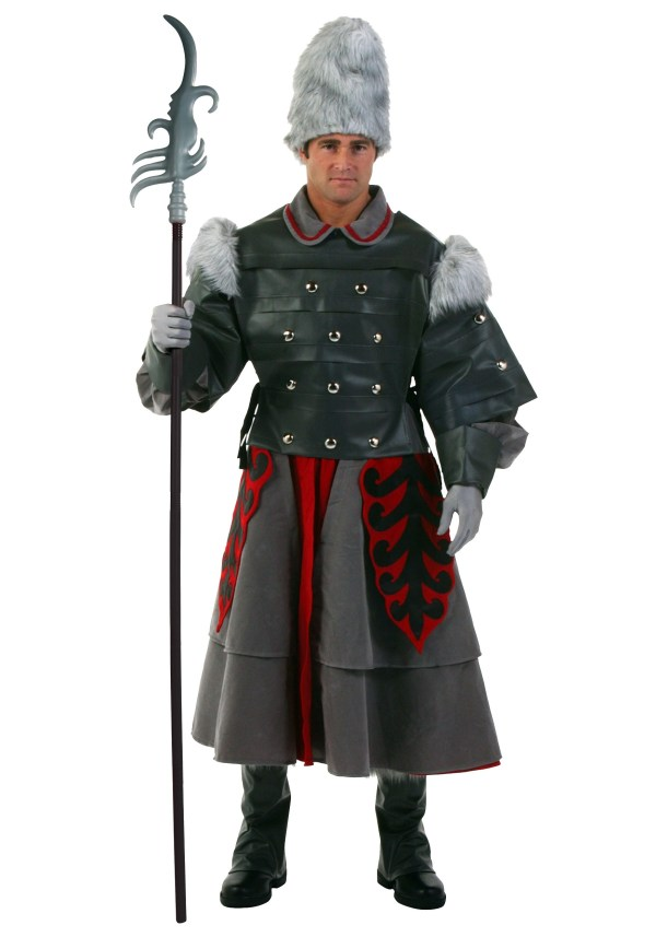 Witch Guard Size Costume