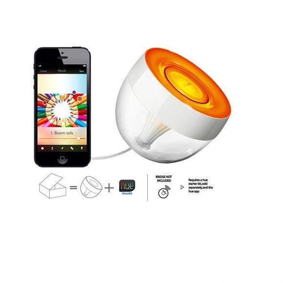 Moderne Lichtsteuerung  Mit Philipshue  Iris