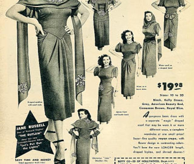 Betty Co Ed Of Hollywood Vintage Ad