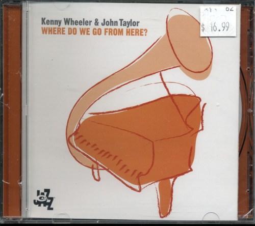 small resolution of kenny wheeler john taylor cd