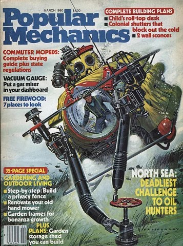 Old Popular Mechanics Plans