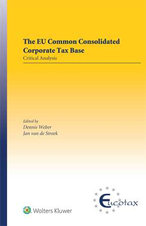 The EU Common Consolidated Corporate Tax Base Critical