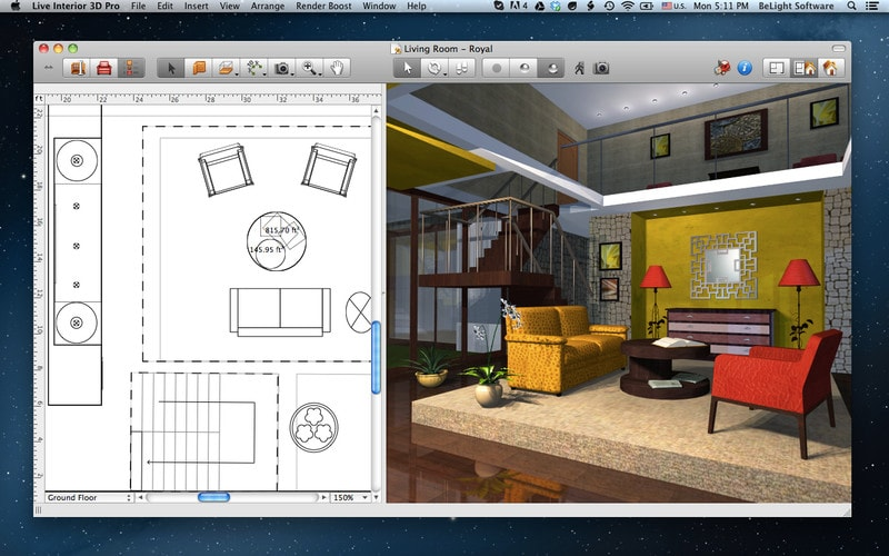 Best free home design app for mac for Free home design app