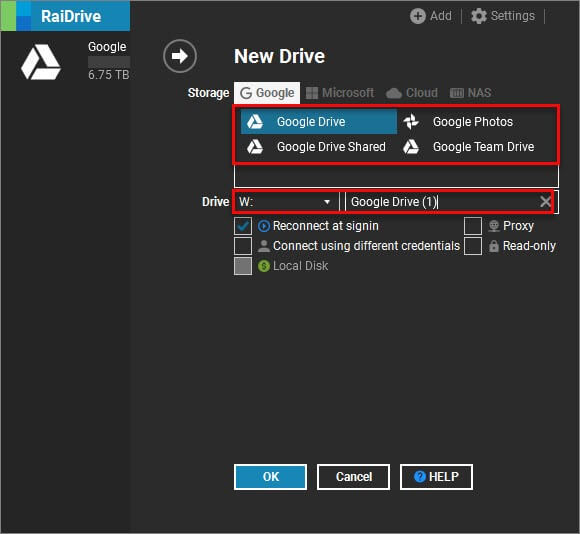 How to Run Google Drive Multiple Accounts on One Computer?- Dr.Fone