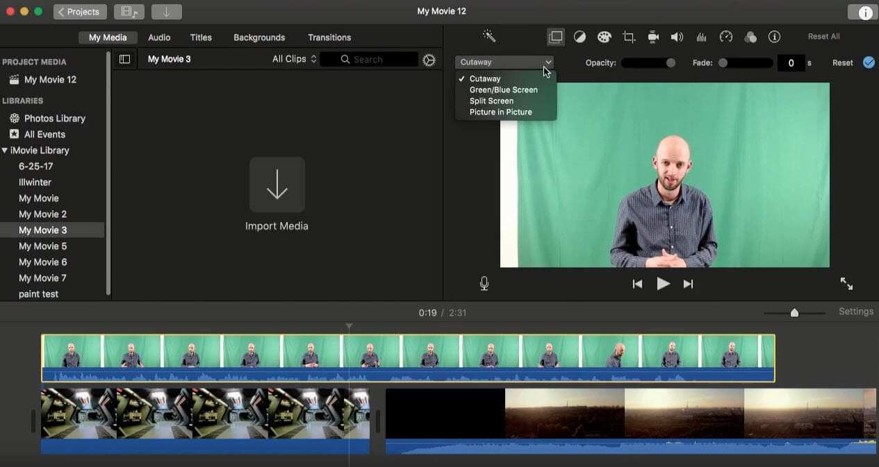 Free Chroma Video Footage Download