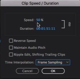 Time Remapping in Premiere Pro: How to Make a Timelapse and Slow Motion Video