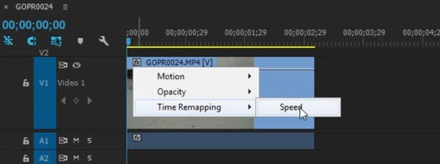 How to Create Freeze Frame in Adobe Premiere Pro 2020