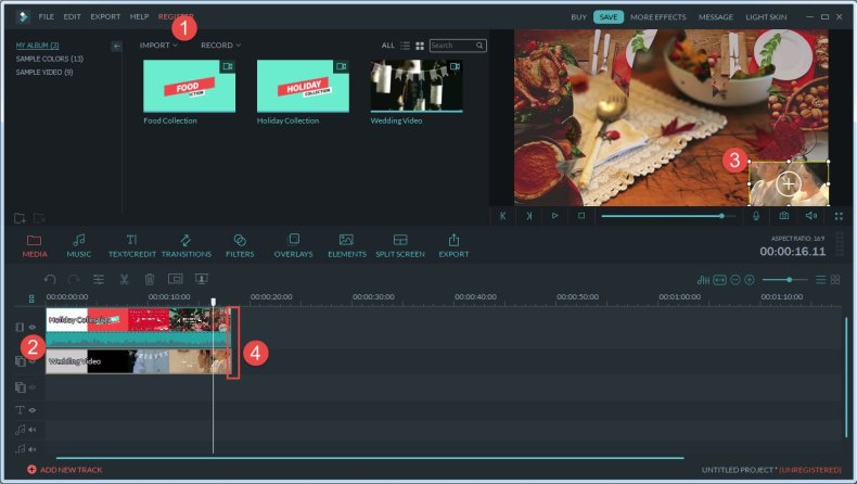 Download Latest Wondershare Filmora | Video Editor[Crack]